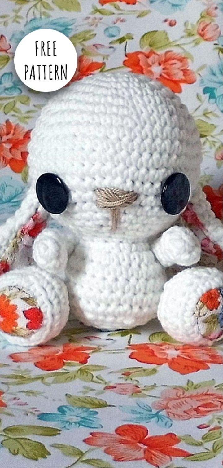 Little Crochet Toy Free Pattern | CROCHET & KNITTING | Pinterest ...