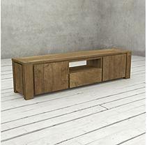 oltre 25 fantastiche idee su solid wood tv stand su pinterest ... - Mobili Tv Rustici