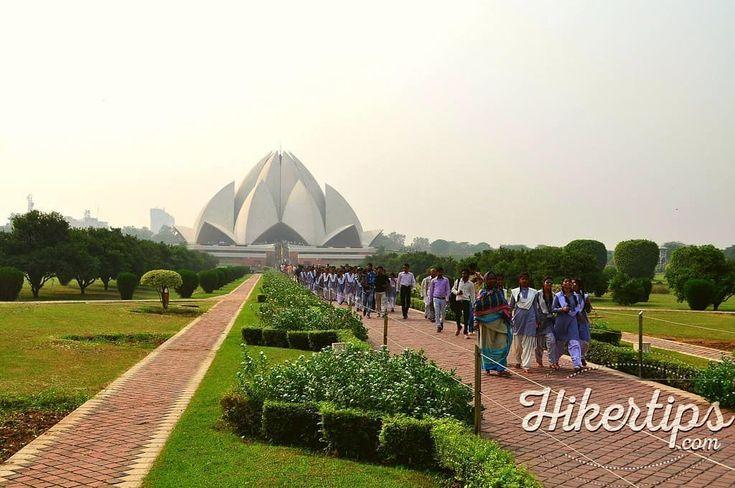 Lotus Temple,Delhi