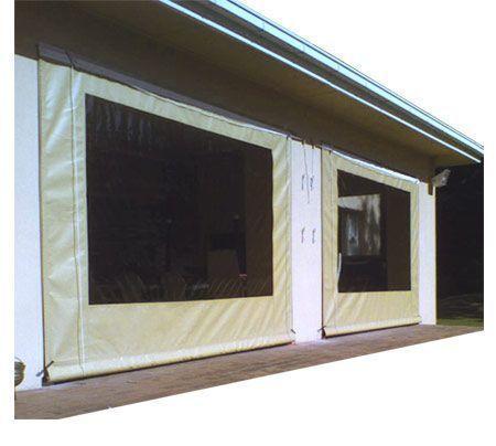 11 Marvelous Fabric Blinds For Windows Ideas  – Winterizing garden