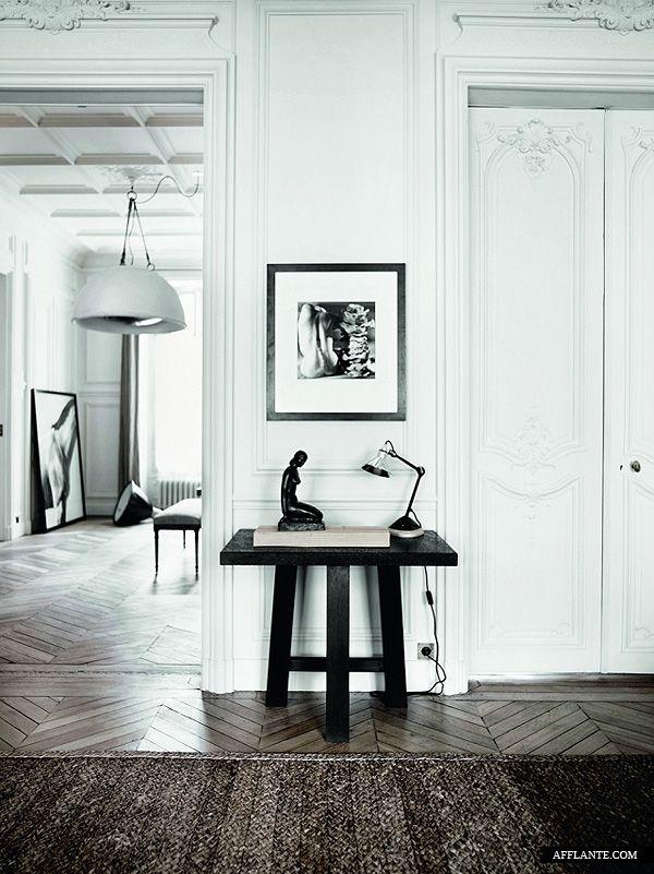 Parisian Apartment of Gilles & Boissier