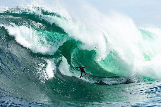 Shipstern Bluff, Tasmania..waves inside of waves