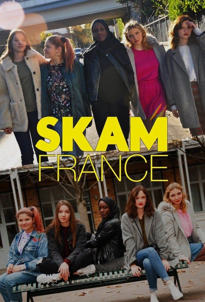 Watch TV Skam France [2018] The Best Site for Streaming
