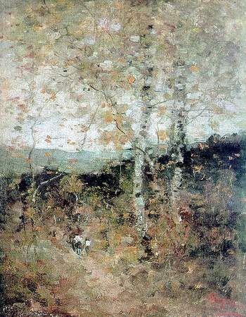 Peisaj de padure - Nicolae Grigorescu