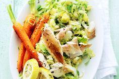 5 juli - Forel in de bonus - Visliefhebbers opgelet: deze vis uit de oven is heerlijk - Recept - Allerhande