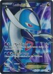 Name: Latios-EX Manufacturer: Pokemon USA Series: Plasma Freeze Release Date: May 8, 2013 Card Number: 113 Card Rarity: Super Rare Holo Condition: