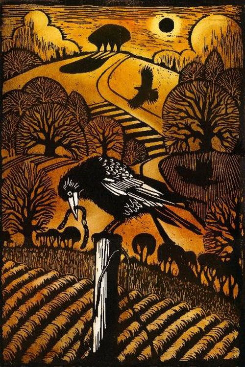 Ian MacCulloch - Early Bird  Love this, it reminds me of the book 'The Dark is Rising' by Susan Cooper. All mystical and slightly menacing.