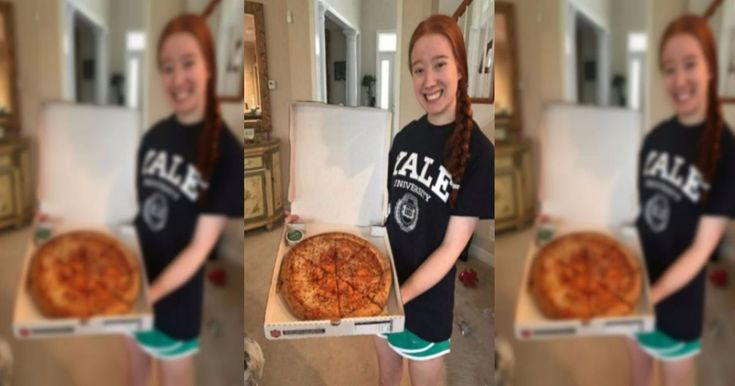 One girl's simple love of Papa John's pizza gets her into Yale