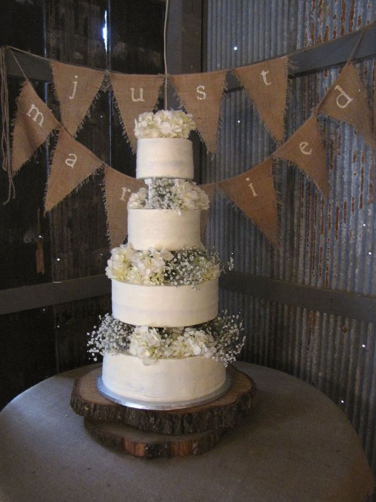 Mae Mikes Sweet Rustic Chic Wedding