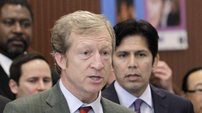 Billionaire Tom Steyer Slaps Down Koch Brothers Comparison