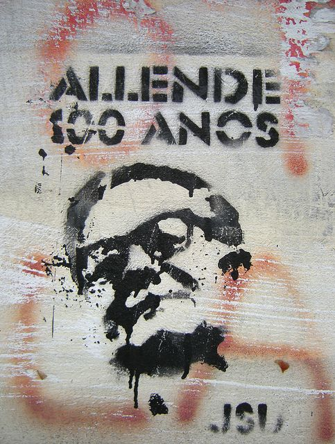 100 Anos Salvador Allende | Flickr - Photo Sharing!
