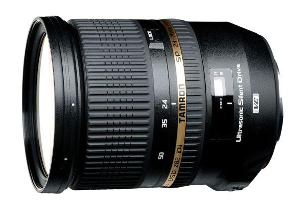 Tamron's SP 24-70mm F/2.8 Di VC USD lens