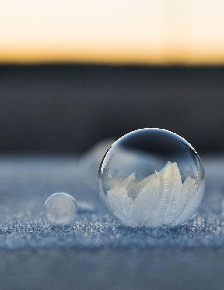 Frozen Bubbles #7