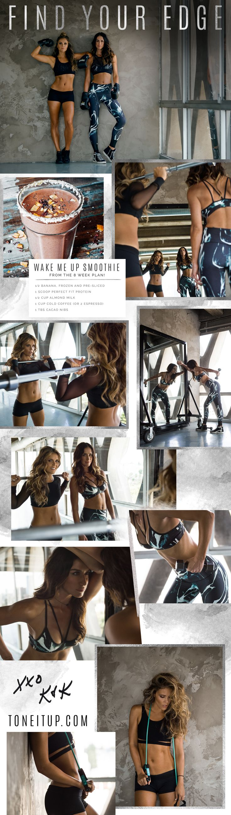 Fitness Fashion! | Tone It Up