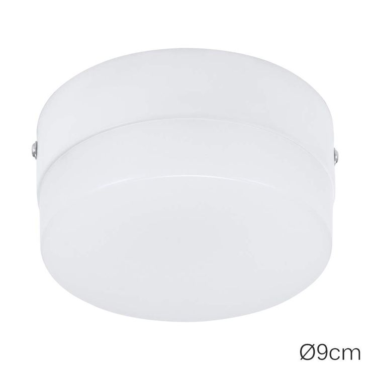 Lámpara de techo LED con sensor de movimiento, luz de caza ...