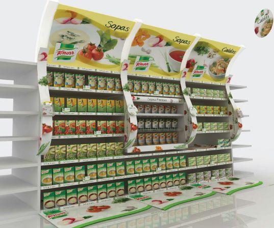Gestão de Categorias e Aquecimento de Lineares Knorr on Behance