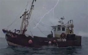 The Survive! video was developed as a training tool to encourage fishermen to survive at sea if they should have to abandon their vessel. The programme uses a mixture of drama (shot on a real trawler in the English Channel with real fishermen in acting roles), training footage and a location-based presenter (Sarah Beeny from Channel 4's 'Property Ladder') to thoroughly yet entertainingly outline all areas of sea survival. #rnli #videoproduction #trainingvideo