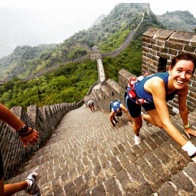 Great Wall Marathon These marathons are definitely on my bucket list