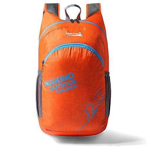 MAKINO Ultralight Foldable Backpack Hiking Daypack 5507 22L Orange Makino http://www.amazon.com/dp/B00UOFB3BG/ref=cm_sw_r_pi_dp_f8iEvb04XW8BE
