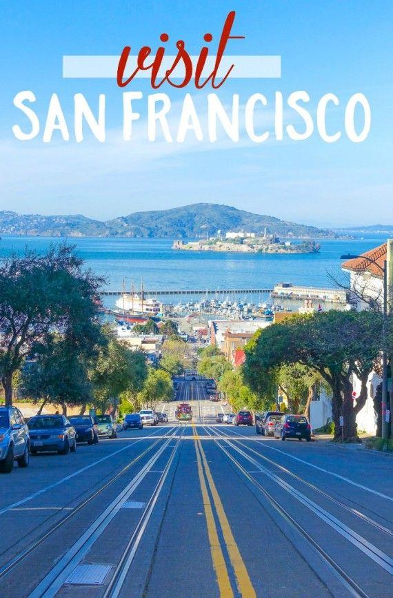 My Trip To San Francisco