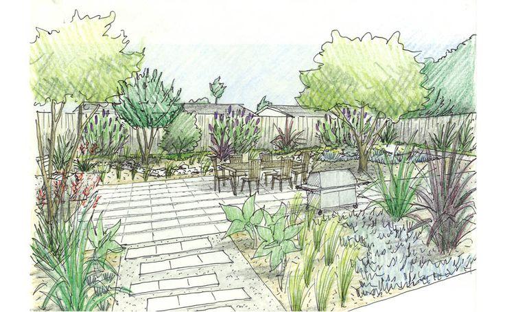 25 best ideas about landscape sketch on pinterest for Landscape and garden design sketchbooks