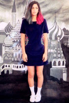 Oksana Dress by Van Aller | The Grand Social