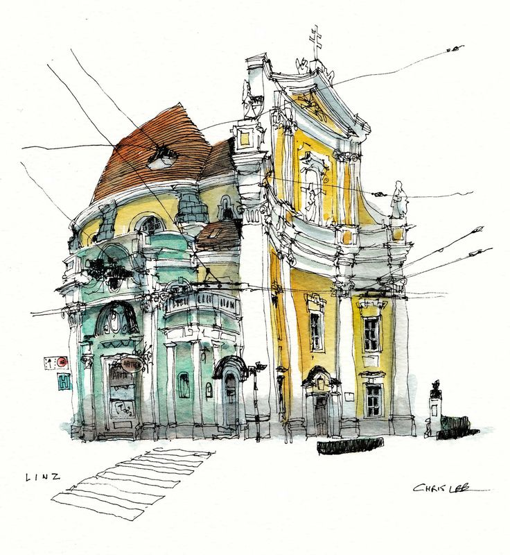 Linz austria dibujo clases de dibujo y dibu for Chris lee architect