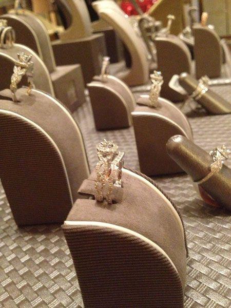 Neil Lane nuziale per Kay Jewelers fasce intrecciate