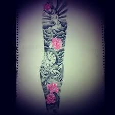 Image result for half sleeves tattoos tumblr