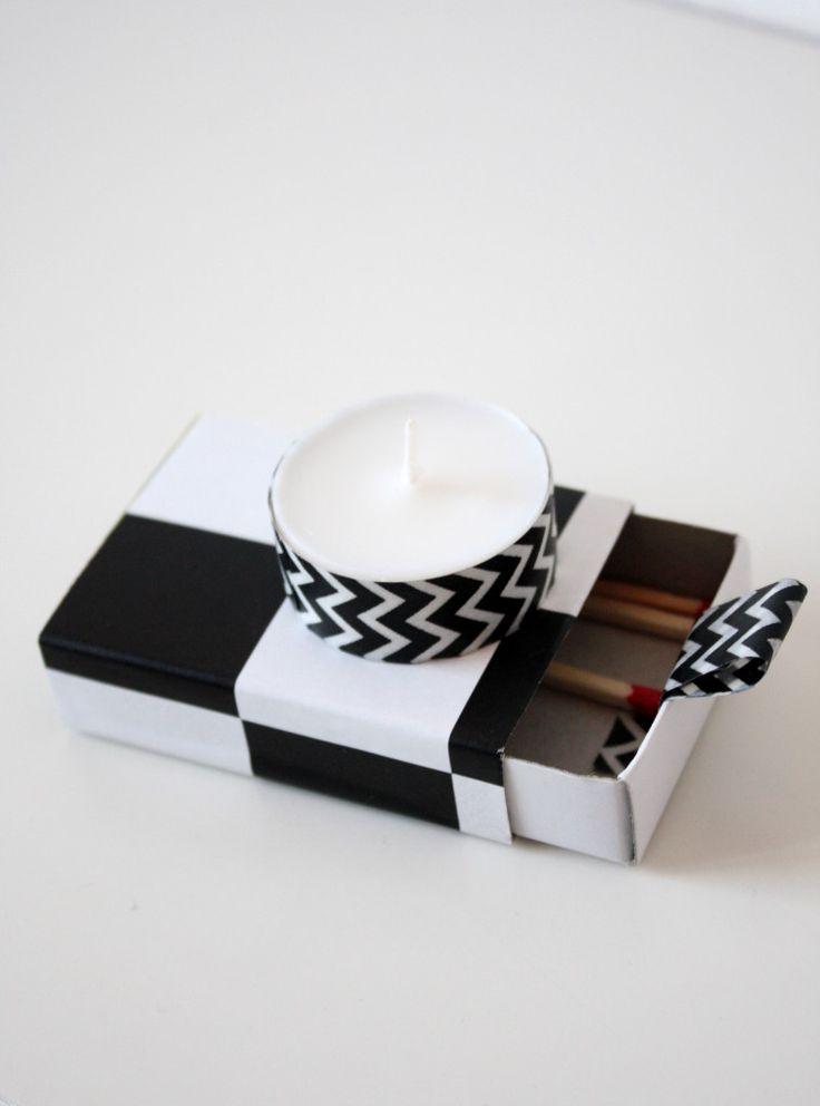 Gutschein im Teelicht 1