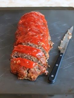 Classic Meatloaf - The Best One | Easy Recipe