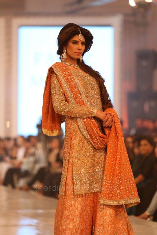 Faraz Manan Lyallpur Bridal Collection