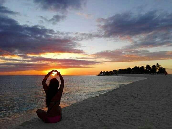 Kalanggaman Island Sunset
