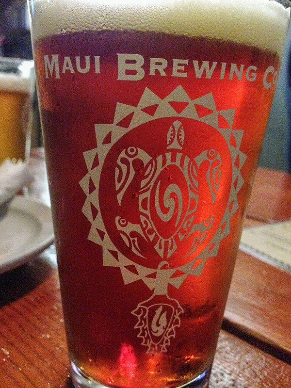 Maui Brewing Company, Hawaii