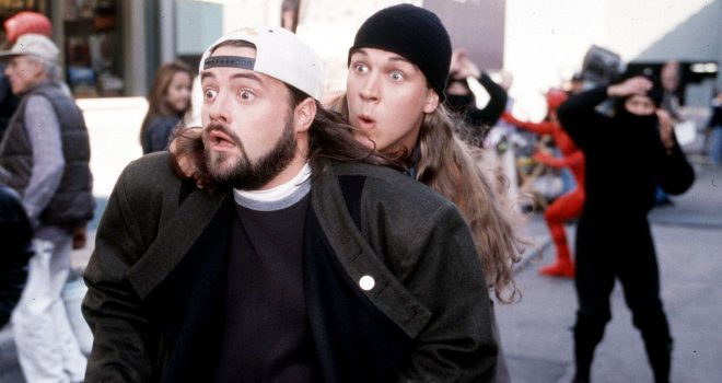 Kevin Smith Is Making Another 'Jay and Silent Bob' Movie http://ift.tt/2ls7IpU #timBeta