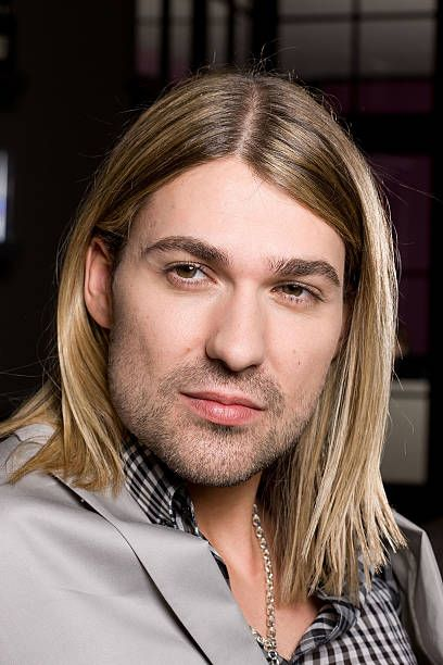 David Garrett Portrait Session Photos and Premium High Res Pictures