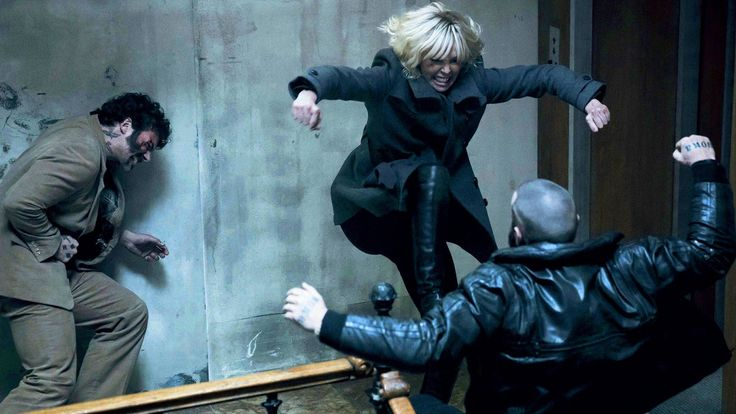 Watch Atomic Blonde Full Movie An undercover MI6 agent is sent to Berlin during the Cold War to investigate the murder of a fellow agent and recover a missing list of double agents..