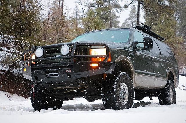 Reposting @rook.and.rum: ❄️❄️❄️Has it snowed near you yet?❄️❄️❄️ . Follow @rook.and.rum for more currated content! . . Photo via @4x4_touring . . . #adventure #overland #expedition #nature #snow #travel #rig #beastmode #overlanding #camping #hiking #go #offroad #adventures #4x4