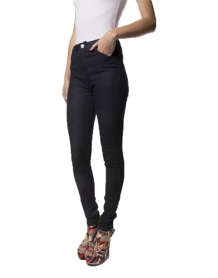 LEE   High Waisted Criss Cross Jeggings - Women - Style36