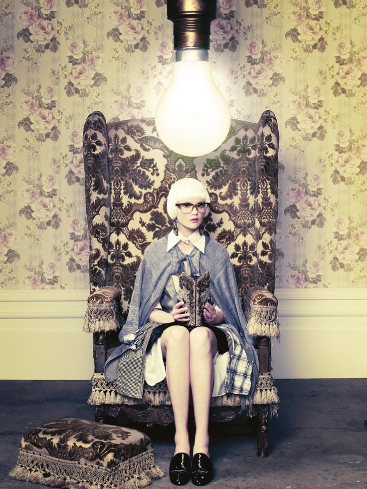 Culture Magazine: Blythe