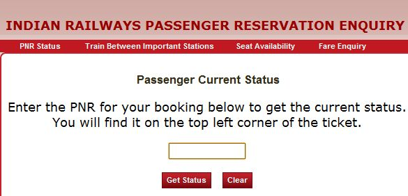 The website is filled with options where the travelers can avail any information such as Indian Railway PNR status, train schedule, train timings, trains between stations, train menu, online ticket booking, cancelation, train status and many more.