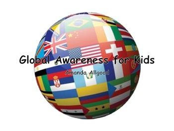 Great for Global Awareness Journals in upper grades or a fun fact of the day in lower grades!Global Awareness for Kids is a great way of integrating fun facts into your classroom about a Continent, it's Climate, how they Play, what their Family is like, their Signature foods, Unique holiday, Land forms,Integration of the Arts, and many more pictures and fun facts!