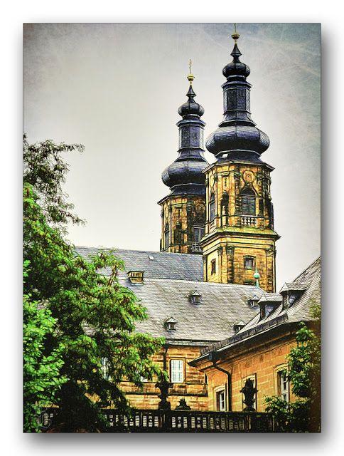 Oldrobel's Fotoreise: Kloster Banz