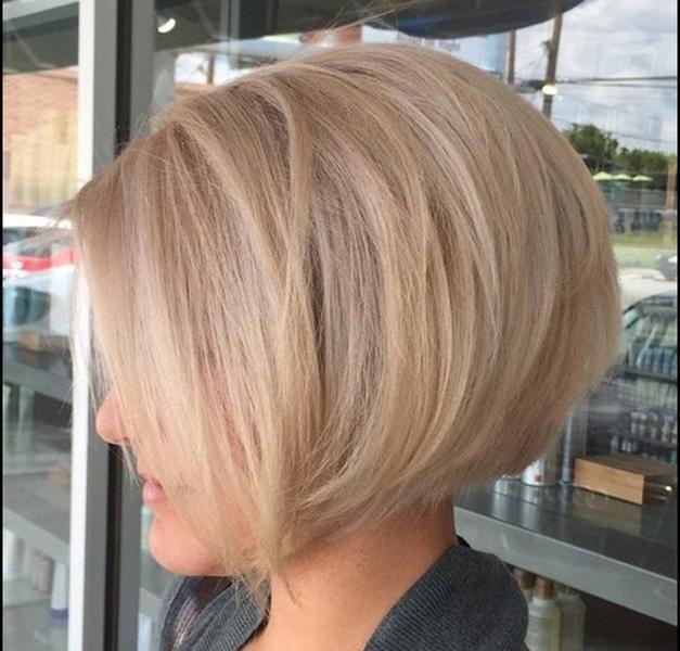 Bob Frisuren Mit Kurzem Nacken Haarschnitte Und Frisuren Trends 2018 Part 3 Bob Frisur Kurzer Nacken Frisuren Kurze Haare Blond Bob Frisur