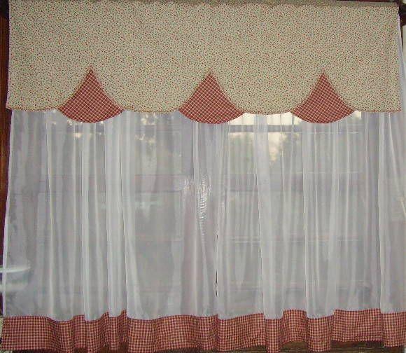 20 best cortinas e bandos images on pinterest - Bandos para cortinas ...