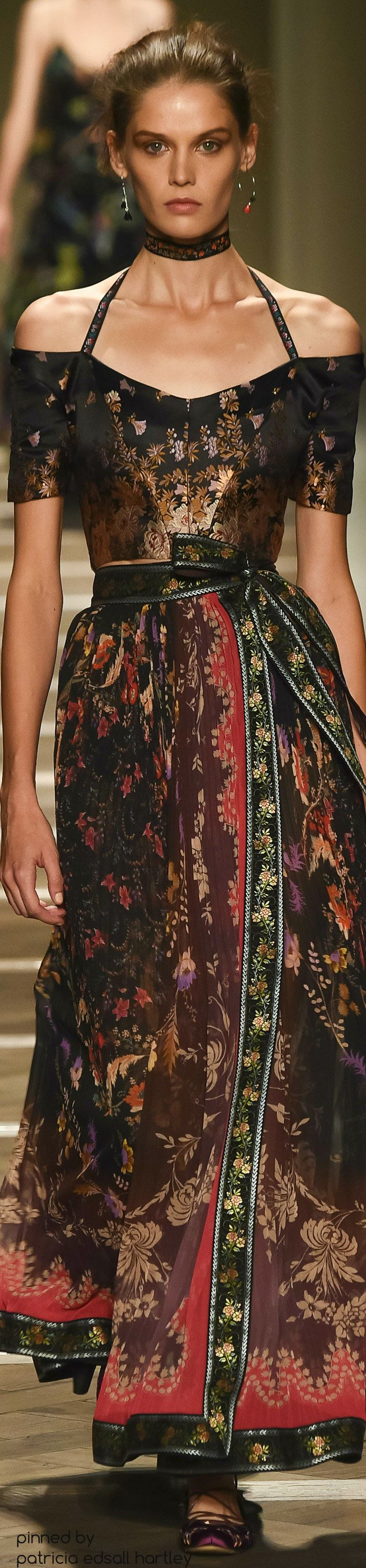 SPRING 2016 READY-TO-WEAR Etro Boho Fashion