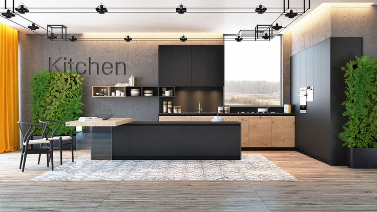 """Check out this @Behance project: """"Arredo3 Cucine - Glass""""…"""