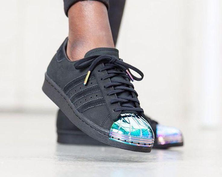 Adidas Superstar Metallic Toe
