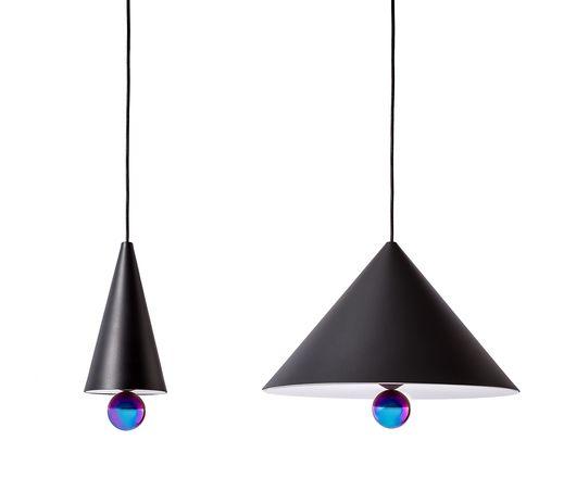 Cool hanging lights! #furniturehunters cherry_noir_grande-petite