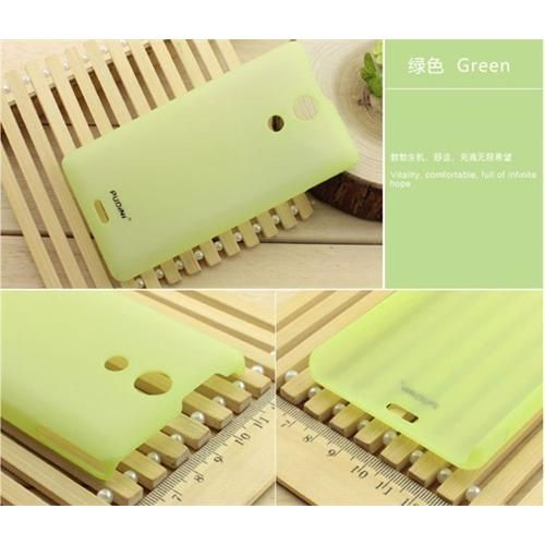Pudini Simple Stylish PC Jade Series Hard Case For Sony Xperia ZR